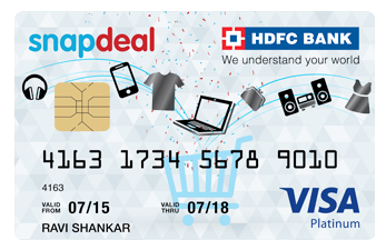 snapdeal_hdfc_bank_credit_card