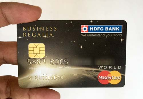 Hdfc regalia credit card to be devalued from nov 1st and other hdfc regalia credit card reheart Gallery
