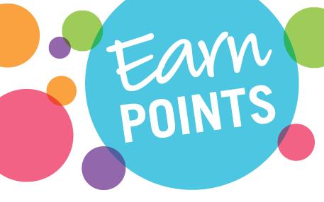 Earn 10X Reward Points