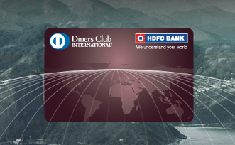 HDFC Diners Club Premium Credit Card