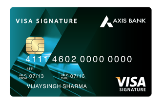 Axis Bank Signature Credit Card
