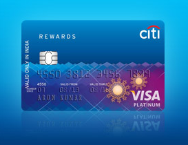 Citibank Rewards Credit Card - India