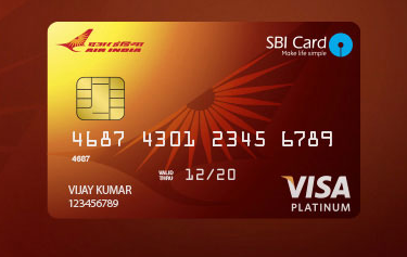 SBI Air India Platinum Credit Card Review