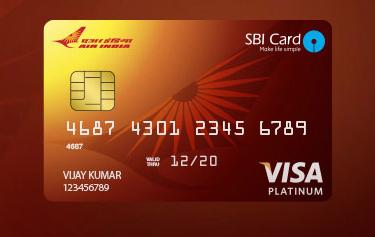 SBI Air India Platinum Credit Card Review