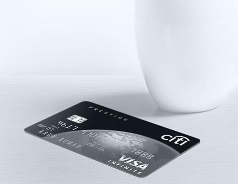 Citi Prestige Credit Card india