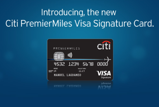 Citibank Premier Miles Credit Card India