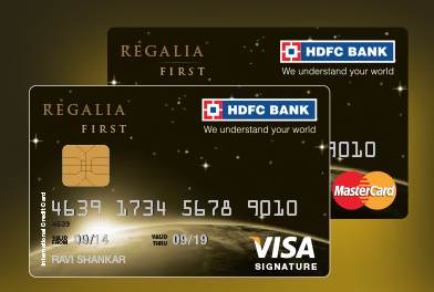 Hdfc regalia forex card login