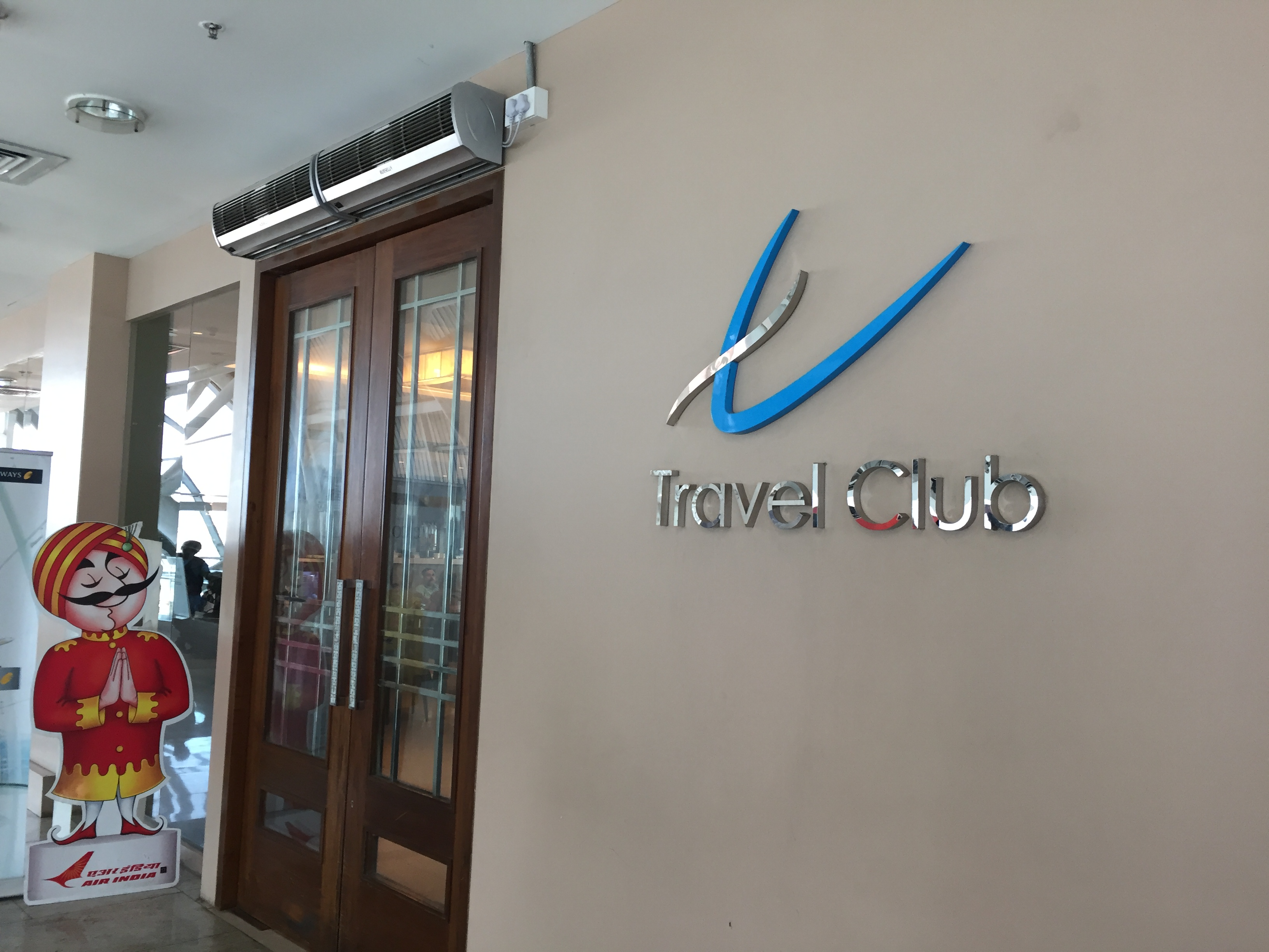 Travel club lounge chennai airport