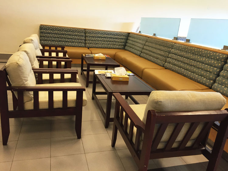 Cochin Earth lounge - Seating Area
