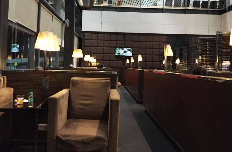 Plaza Premium Lounge Hyderabad Domestic Terminal