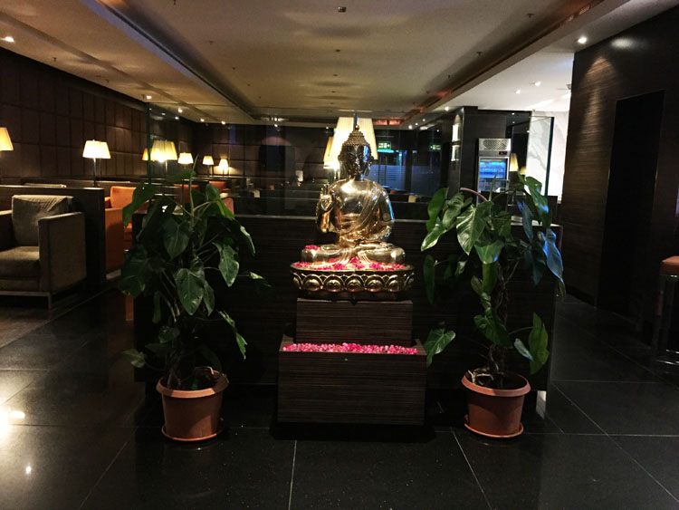 Plaza Premium Lounge Transit Hotel at Hyderabad Airport