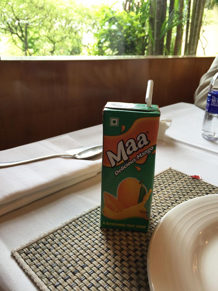 Maa - mango juice