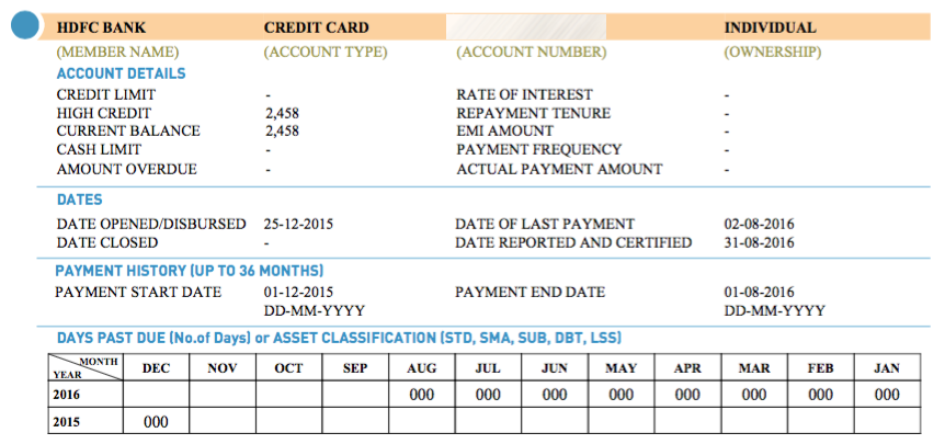 How to Get 4 Credit Cards (in eyes of CIBIL) from HDFC ...