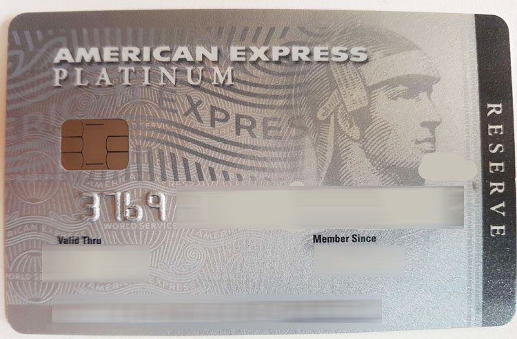 American Express Platinum Customer Service >> American Express Platinum Reserve Credit Card Review By