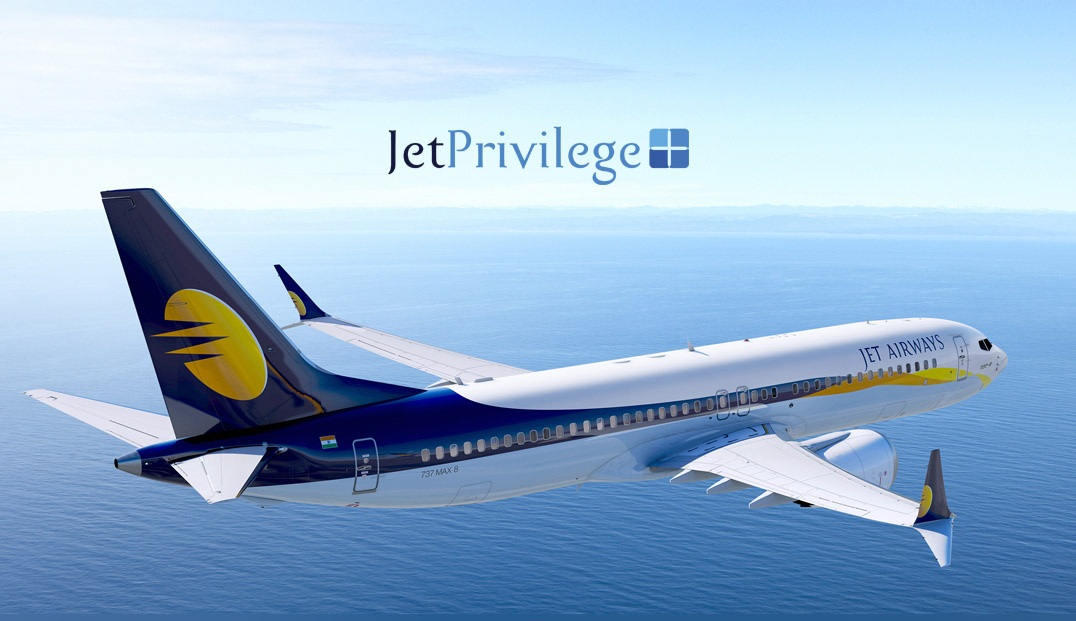 JetPrivilege Co-branded Credit Cards to accrue JPMiles