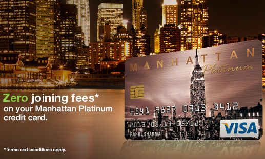 Standard Chartered Manhattan Credit Card Review
