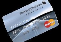 Standard Chartered Super Value Titanium Card Review