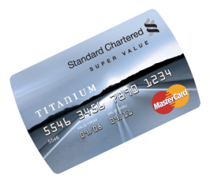 Standard Chartered Super Value Titanium Card Review