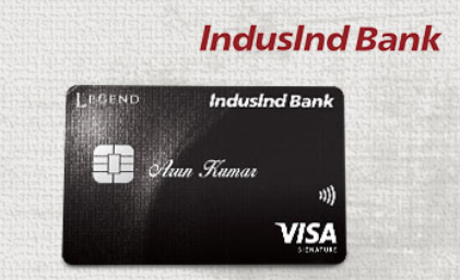 New Indusind Bank Signature Legend Credit Card Review Cardexpert