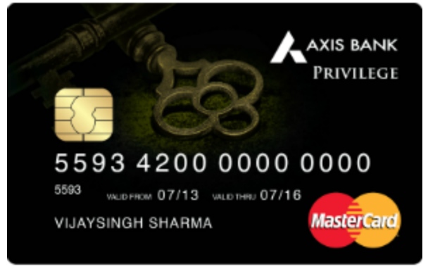 Axis Bank Privilege Credit Card Review | CardExpert