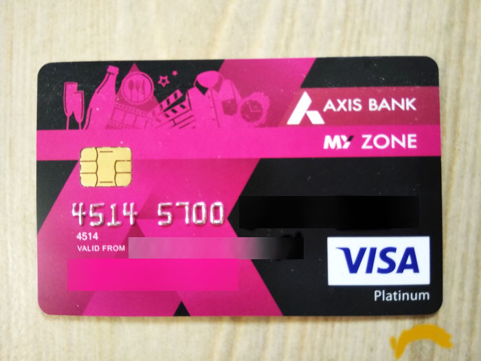 axis bank my zone credit card review cardexpert. Black Bedroom Furniture Sets. Home Design Ideas