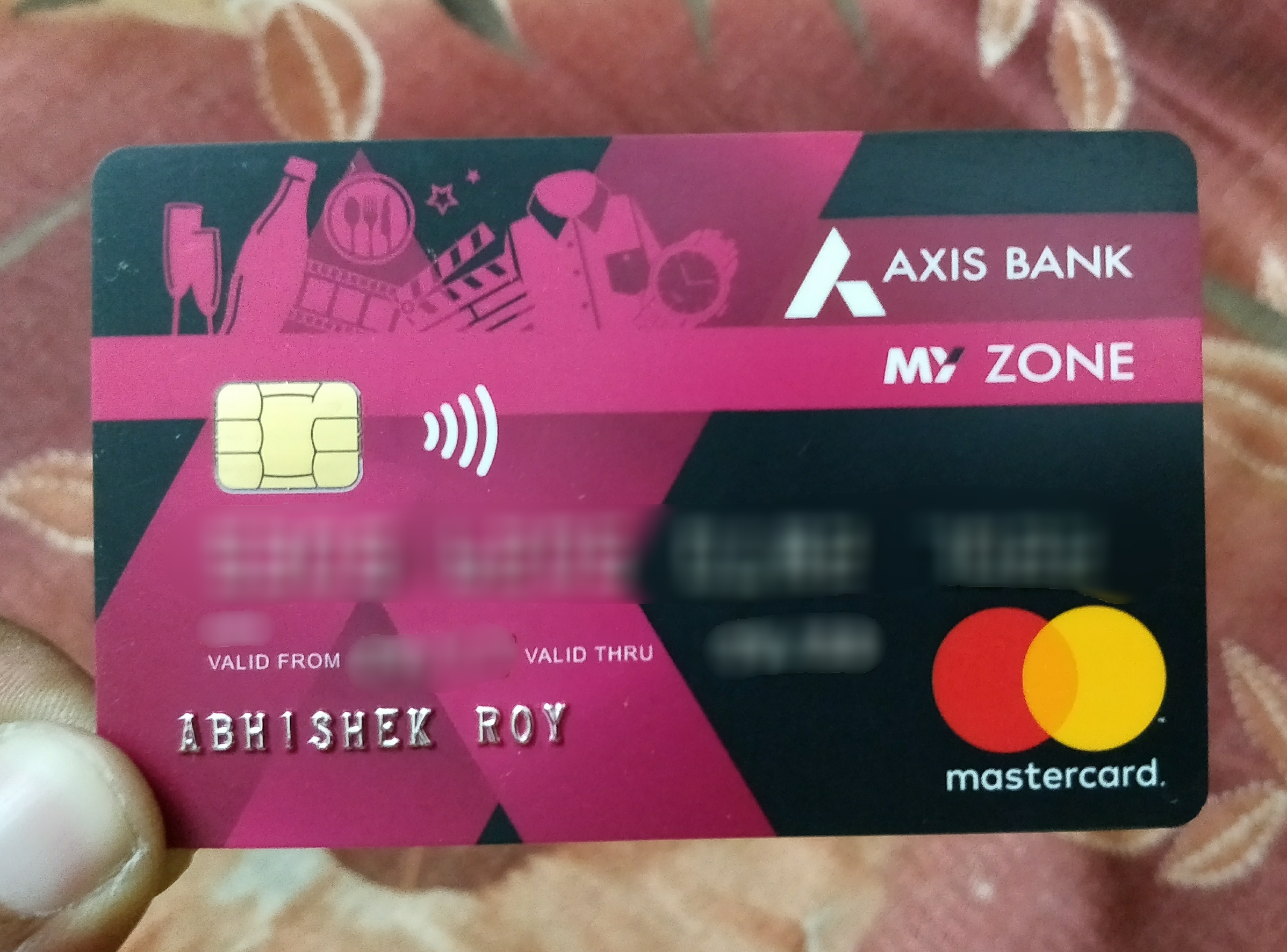 Axis Bank My Zone Credit Card Review – CardExpert