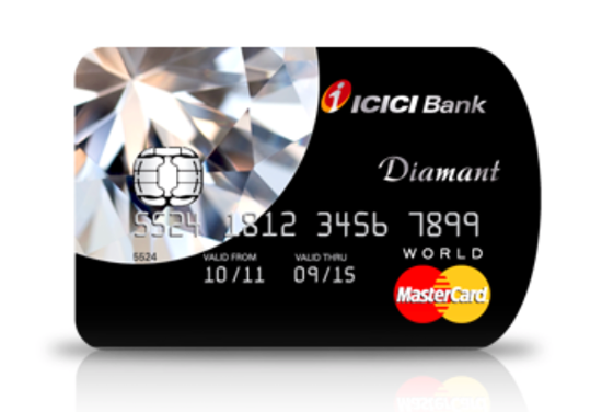 ICICI Bank Diamant Credit Card Review (Invite only) – CardExpert