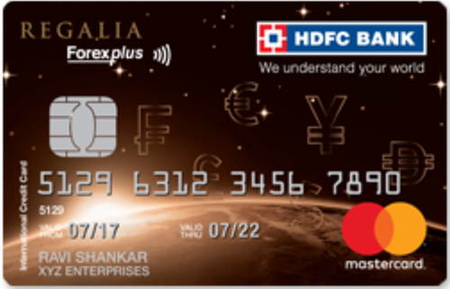 Hdfc forex plus multi currency