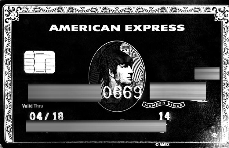 American Express Centurion Black Cardholder Review