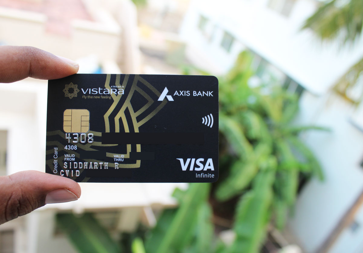 Hands on with axis bank vistara infinite credit card cardexpert axis bank vistara infinite credit card colourmoves