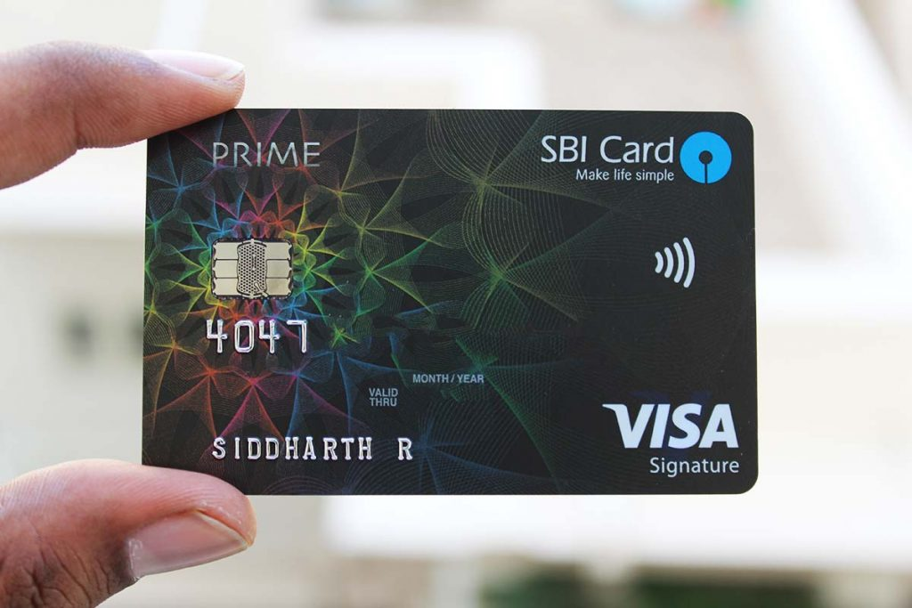 how to apply sbi credit card