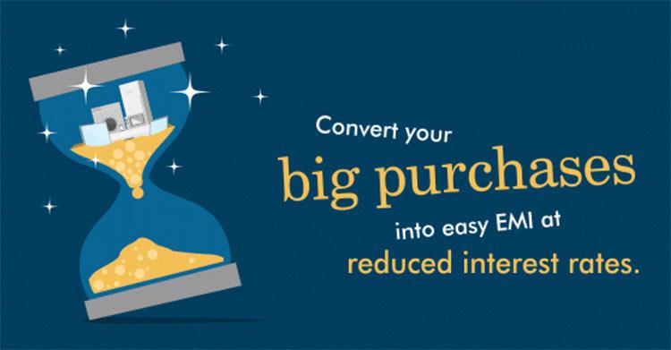 American Express EMI Offers
