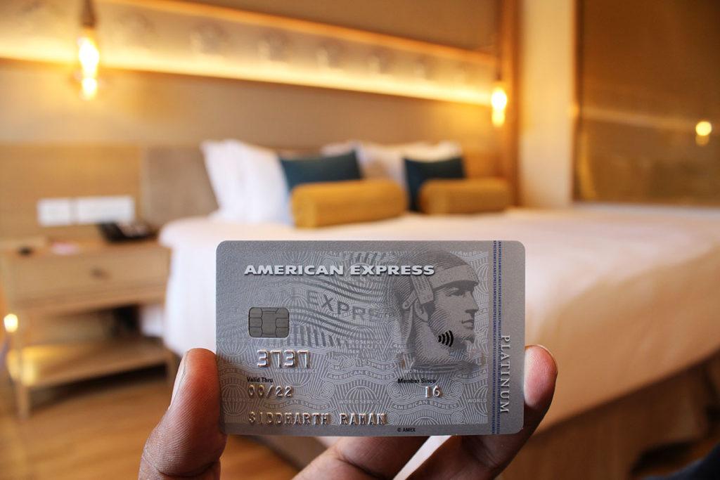 Amex Platinum Travel Credit Card