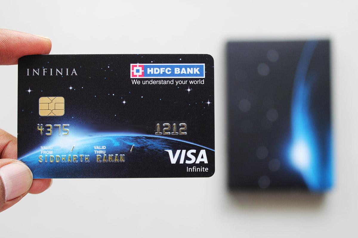 HDFC Bank Credit Card - Infinia