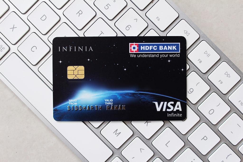 HDFC Bank Infinia Credit Card Review | CardExpert