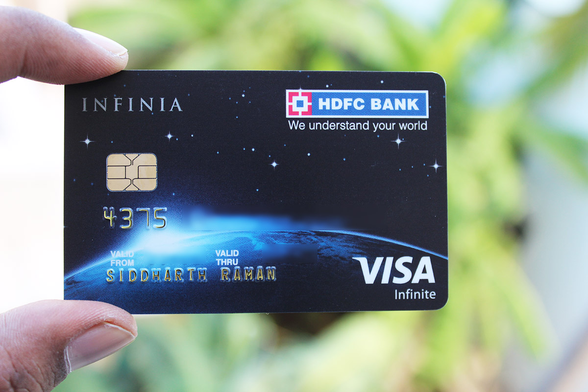 HDFC Bank Infinia Credit Card