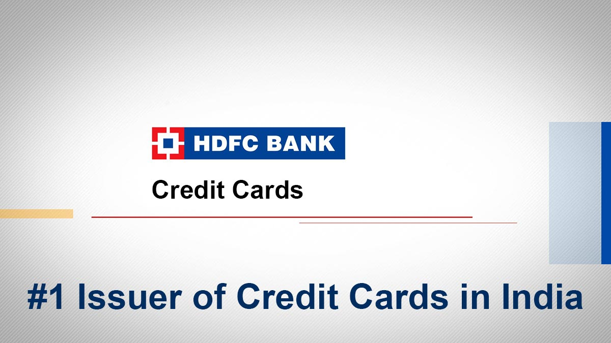 How Hdfc Bank Credit Cards Eating The Competition For Lunch