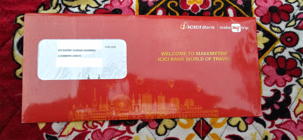 MakeMyTrip ICICI Bank Signature Credit Card Review – CardExpert