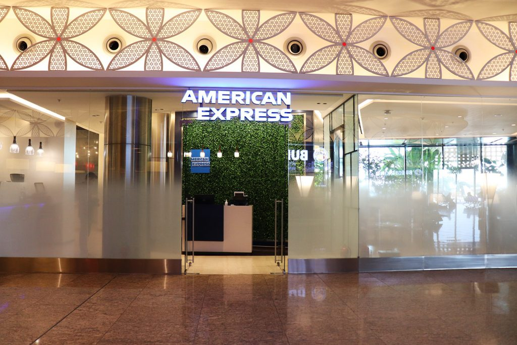 American Express Mumbai Airport Lounge