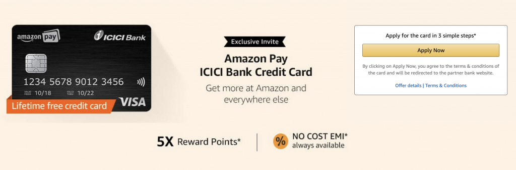 Hands on with Amazon Pay ICICI Bank Credit Card – CardExpert
