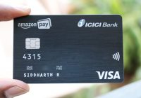 amazon pay credit card icici bank