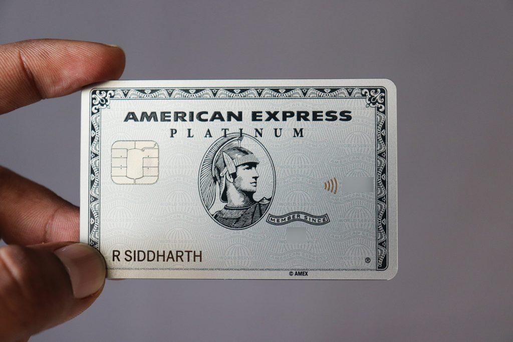 review of amex platinum card // benchwarrderte cf