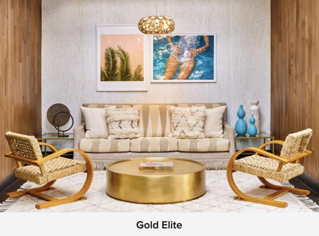 American Express Marriott benefit - Gold Elite Tier