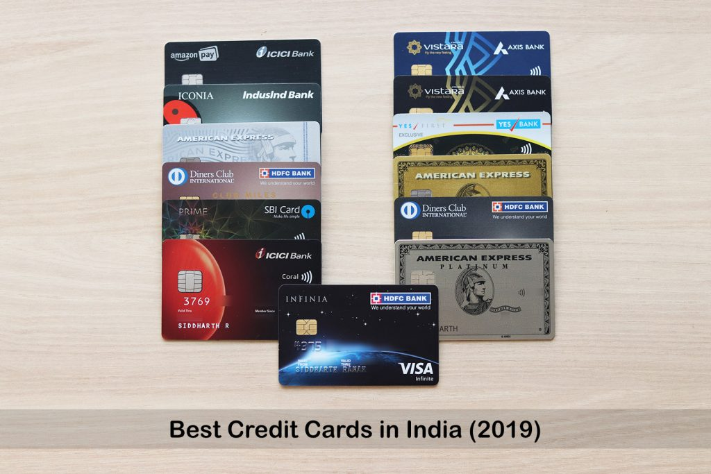 25+ Best Credit Cards in India with Reviews (2019) – CardExpert