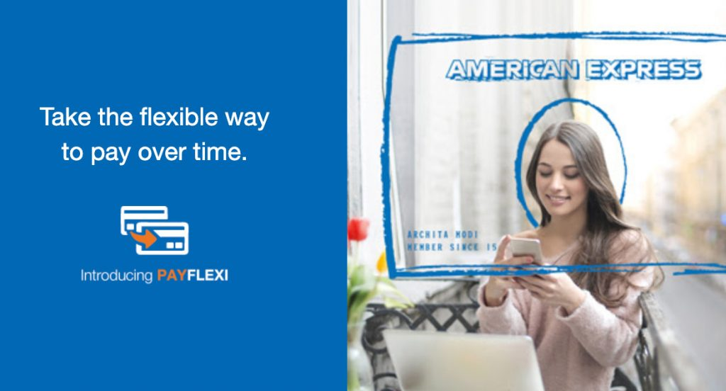 American Express India introduces PayFlexi | CardExpert