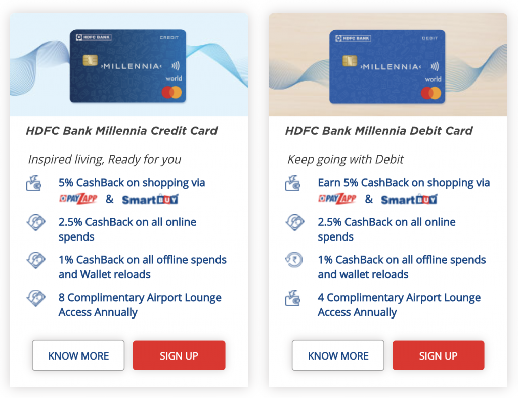 hdfc bank debit card first time pin generation
