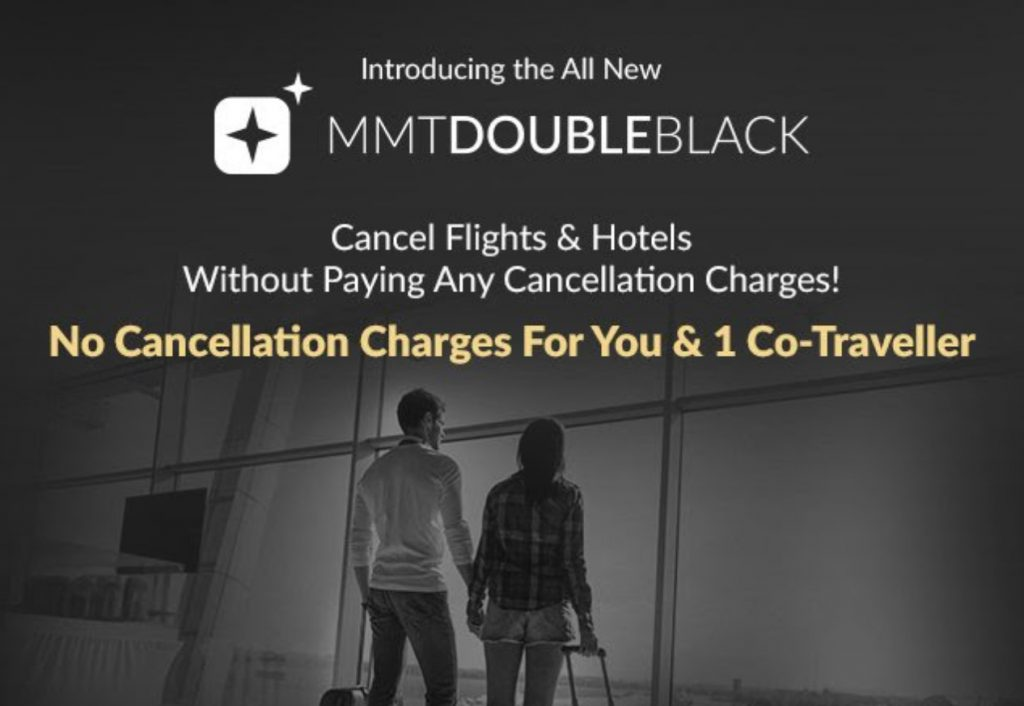 MMTDOUBLEBLACK by MakeMyTrip Review – CardExpert