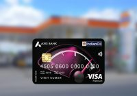 Indian Oil Axis Bank Credit Card