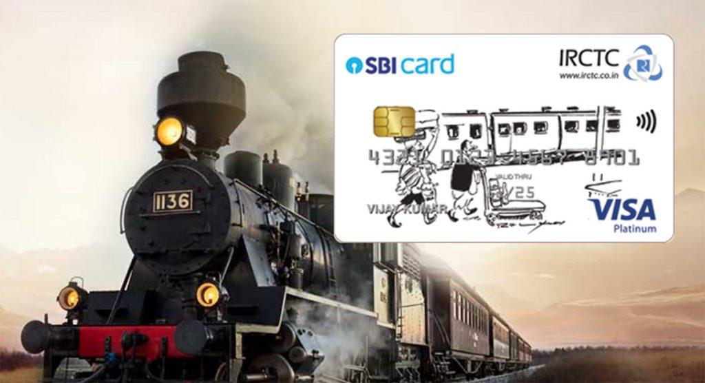 SBI IRCTC Card