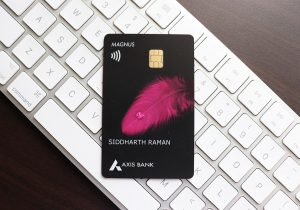 Axis Magnus Credit Card